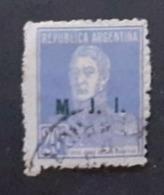 Amérique >Argentine   Service N°211 - Servizio