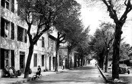 La Garde Freinet * L'esplanade - La Garde Freinet