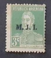 Amérique >Argentine   Service N°251 - Servizio