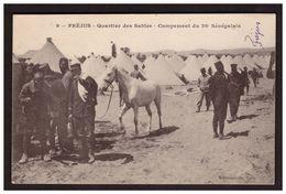 FREJUS Quartier Des Sables Campement Du 26° Sénégalais - Frejus