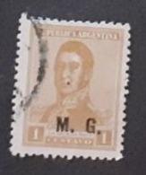 Amérique >Argentine   Service N° 173 - Servizio