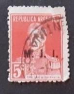 Amérique >Argentine   Service N° 209 - Servizio