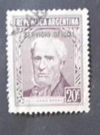 Amérique >Argentine >  Argentine > Service N° 381 - Servizio
