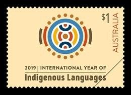 Australia 2019 Mih. 4956 International Year Of Indigenous Languages MNH ** - 2010-... Elizabeth II