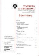 Symboles Et Traditions N°242 - Revues & Journaux