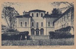 Lombardia - Varese - Cassno Magnago - Villa Contessa Della Rocca  - F. Piccolo - Nuova  - Molto Bella - Italie