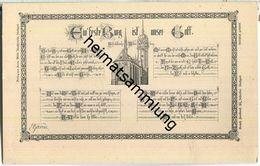 Wittenberg - Schlosskirche - Ein Feste Burg Ist Unser Gott - Verlag Eb. Schreiber Stuttgart - Wittenberg