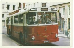 TCL _ LIGNE 6 _ TROLLEY BUS VB4 85 - Postales