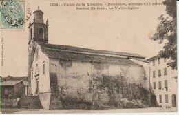 06.BEL2 - BELVEDERE , La Vieille église, Vallée De La Vésubie - Belvédère