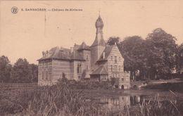 CPA - Ganshoren - Château De Rivieren - 1934 - Ganshoren