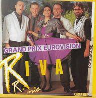 "Riva 45t. SP ""rock Me"" EUROVISION 1989 - Disco, Pop"