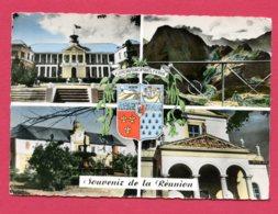 CPSM (Ref : AA909) (AFRIQUE -LA RÉUNION) MULTI VUES - Réunion