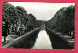 CPSM Petit Modèle (Ref : AA943) PORT-SUR-SAONE (70 HAUTE-SAÔNE) Le Canal Et L'écluse - Otros Municipios