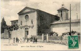 LES MILLES - L' Eglise    (2020  ASO) - France