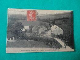 CPA -  VILLAPOURCON - MOULIN DE FRAGNY - Environs De Moulins-Engilbert - Other Municipalities