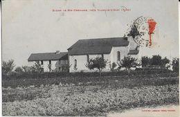 EGLISE Ste GERMAINE Prés De Valence D'ALBI  1914 (Tarn ) - Valence D'Albigeois