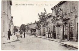 LES PENNES MIRABEAU - Avenue Victor Hugo      (2025  ASO) - France