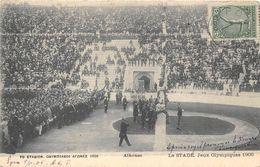 ATHENES- JEUX OLYMPIQUES 1906 - Grèce