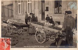 CPA De LIMOGES - Marchands D'Oranges. - Limoges