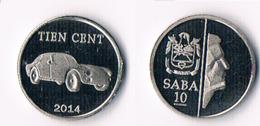 Saba 10 Cents  2014 - Antillen (Niederländische)