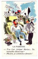 """7389 - Collection Humoristique - N°222 - A.Noyer - """" La Paresse """" - - Humour"""