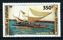 Wallis Y Futuna Nº A-145 Nuevo** --- Temática Barcos - Aéreo