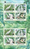Salomon 2013, WWF, Parrot, Sheetlet - W.W.F.