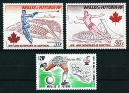 Wallis Y Futuna Nº A-72/... Nuevo** Cat.12,85€ --- Temática Deporte - Aéreo