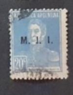 Amérique >Argentine >   Service N° 211 - Servizio