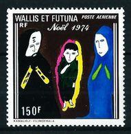 Wallis Y Futuna Nº A-57 Nuevo** Cat.17€ --- Temática Navidad - Aéreo