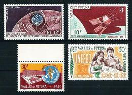Wallis Y Futuna Nº A-20/... Nuevo** Cat.19,20€ - Aéreo