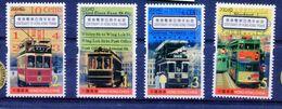 Hong Kong 2004 Tram Mnh - Unused Stamps