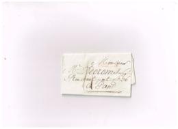 "Précurseur De Tournai à Gand.""Doornik"". - 1815-1830 (Periodo Holandes)"