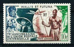 Wallis Y Futuna Nº A-11 Nuevo* Cat.10€ - Aéreo