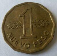 URUGUAY - 1 NUEVO PESO 1978 - Superbe - - Uruguay
