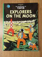 Tintin Explorers On The Moon Egmont 62p 2012 - Libri, Riviste, Fumetti