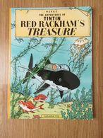 Tintin Red Rackham's Treasure Mommoth 2001 62p - Libri, Riviste, Fumetti