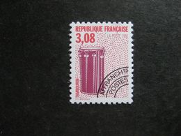 TB PO N° 218A, Neuf XX. - Préoblitérés