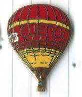 Montgolfiere Cuenod Bruleurs De Chauffage - Luchtballons