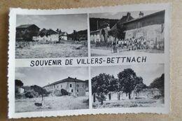 VILLERS BETTNACH - Vues Diverses ( 57 Moselle ) - France