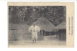 25615 - Guinée Portugaise Mamadou Alfa Roi De Dandum Cachet De Farim Timbres Surchargés - Guinea-Bissau
