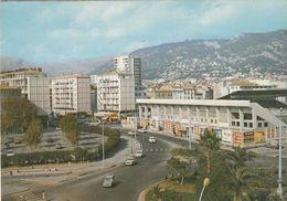 83 Toulon . Rond Point Bonaparte. Vue Sur Le Stade Mayol - Toulon