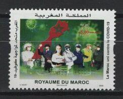 Maroc - Morocco (2020) - Set - /  COVID 19 - Health - Medicin - Police - Malattie