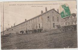 Meurthe Et  Moselle  :  BACCARAT : Caserne Du 17 Em  Bataillon De  Chasseurs à Pied - Baccarat
