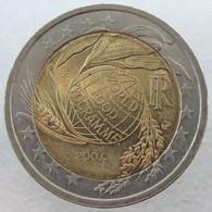 IT20004.1 - ITALIE - 2 Euros Commémo. Programme Alimentaire Mondial - 2004 - Italie