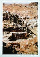 Jordanie   Djebel El Chara  Petra        Années 1980s - Jordanien