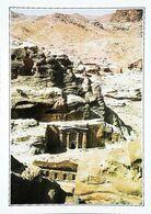 Jordanie   Djebel El Chara  Petra Tombeaux        Années 1980s - Jordanien