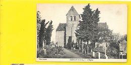 SAZILLY Rare L'Eglise (Ferrand) Indre Et Loire (37) - Francia