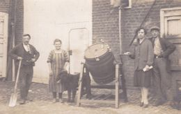 Belgique > Hainaut > Quévy Famille Gobert Fabricant Du Beurre A La Baratte 1930 - Quévy