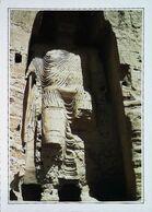 Afghanistan Grand Bouddha De Bamiyan     Années 1980s - Afghanistan